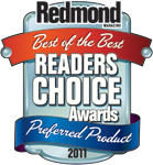Redmond Magazine Readers' Choice