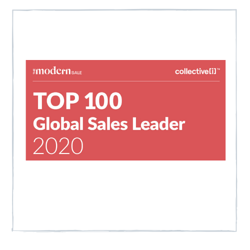 Veeam's Michael Durso Name one of the Top 100 Global Sales Leaders by The Modern Sale
