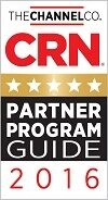 Veeam Given 5-Star Rating in CRN's 2016 Partner Program Guide
