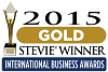 Veeam has been awarded three GOLD and two SILVER prestigious 2015 Stevie International Business Awards.