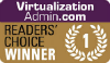 Veeam ONE Wins VirtualizationAdmin.com Readers' Choice Award