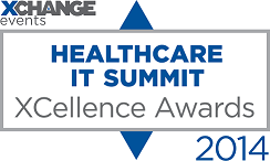 Veeam Wins 2014 Healthcare IT Summit XCellence Award