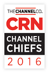 Veeam's Jim Tedesco and Mike Waguespack Named to CRN 2016 Channel Chiefs List