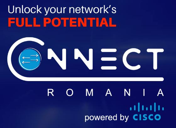 Connect Romania powered by Cisco