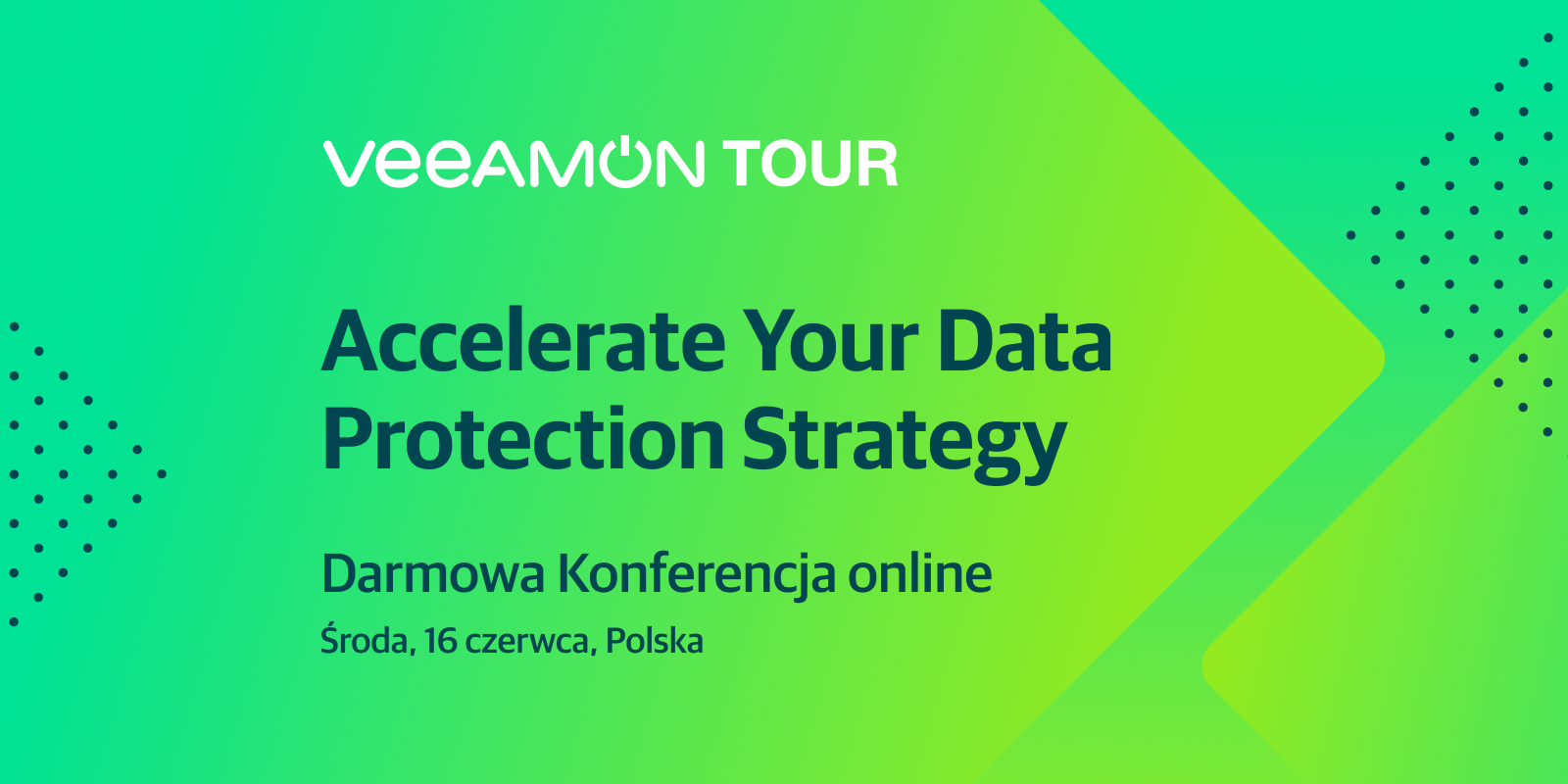 VeeamON Tour POLAND