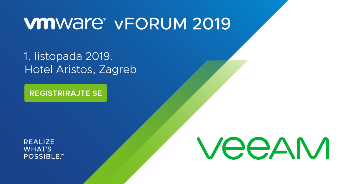 VMware vFORUM CROATIA