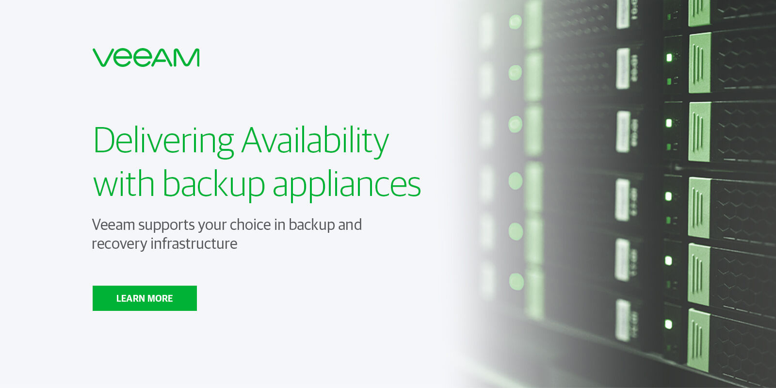 Backup Appliance Solutions
