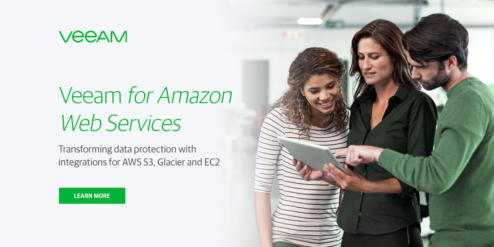 AWS backup solutions – protection for AWS S3, Glacier and EC2