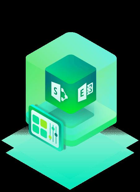 nFlo zabezpieczanie programów Exchange iSharePoint