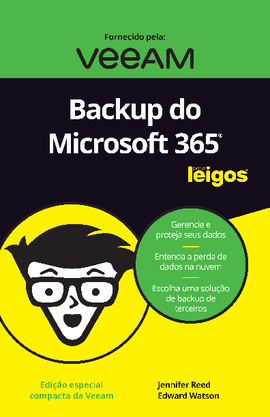 Backup do Office 365 para Leigos