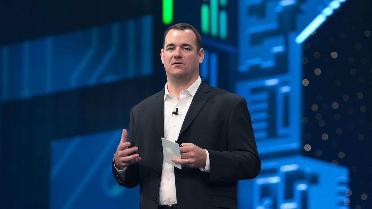 Patrick Osborne - Hewlett-Packard at VeeamON