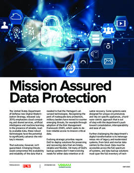 Mission Assured Data Protection