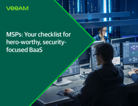 MSPs: Your checklist for hero-worthy, security-focused BaaS