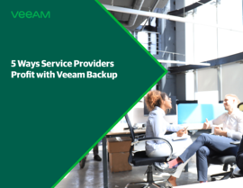 5 Ways Service Providers Profit with Veeam Backup